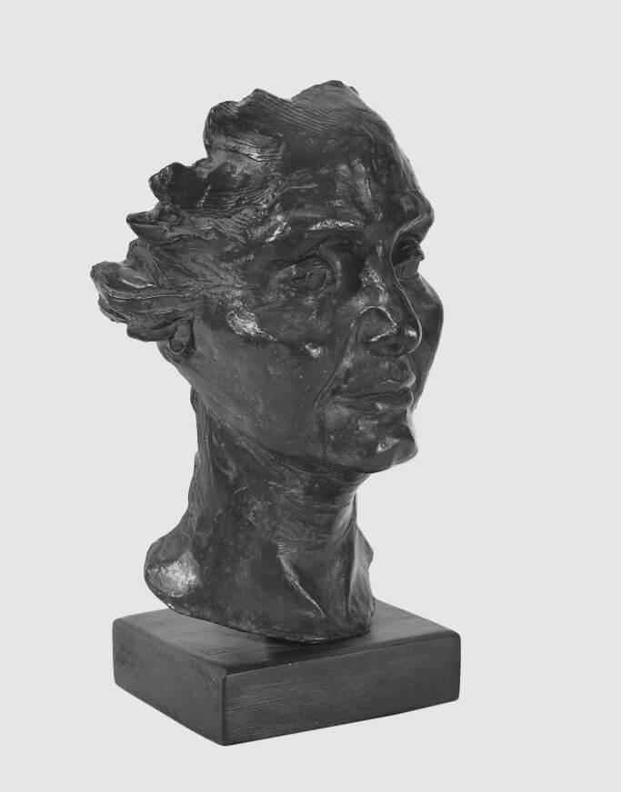 Bushra Fakhoury (Bronze-Resin) 45cm x 20cm x 23cm copy