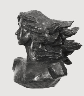H Zantout (Bronze-Resin) 45cm x 27cm x 27cm copy