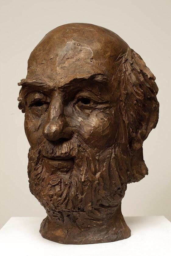 John Taylor(Bronze-Resin) 40cm x 30cm x30cm