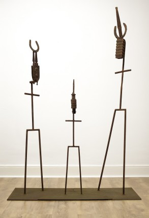 The Family (Metal) W123cm x H180cm x D50cm