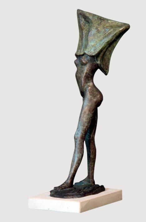 Martha (Bronze) 16cm-x-5cm-x-7cm