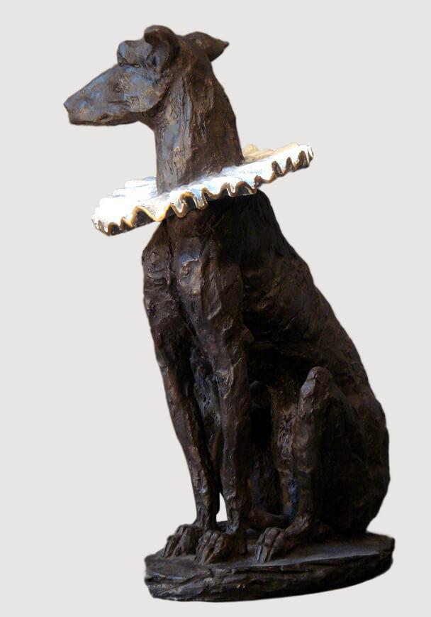 Bella (Bronze) 40cm x 16cm x 21cm+1