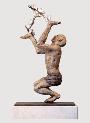 Ecstasy (Bronze) 25cm x 46cm x 11cm copy