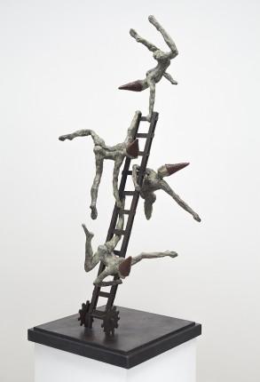 Eureka (Bronze) 88cm-x-33cm-x-33cm