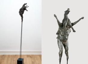 Fable-(Bronze)-173cm-x-25cm