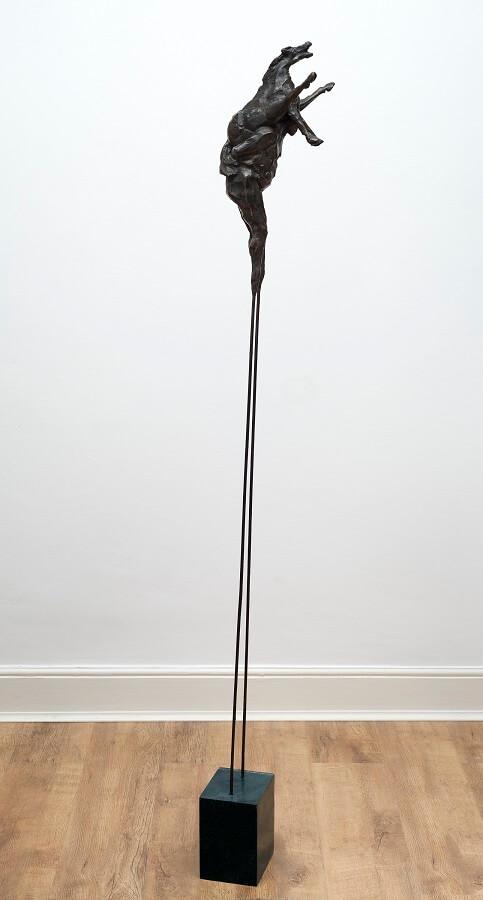 Fable (Bronze) 173cm x 25cm x 20cm