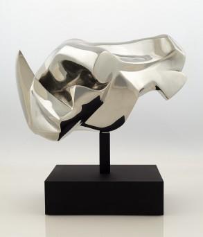 Horse-Head (Stainless Steel) 30cm-x-35cm-x-17cm