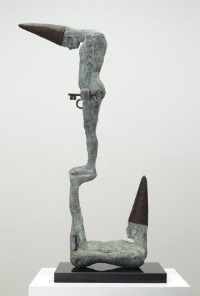 Masons (Bronze) 81cm-x-40cm-x-19cm