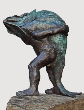Metamorphosis (Bronze) copy