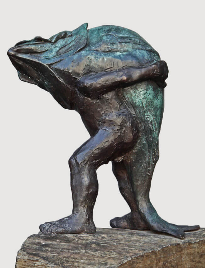 Metamorphosis (Bronze) copy
