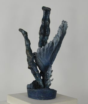 Splash (Bronze) 46cm x 25cm x 25cm