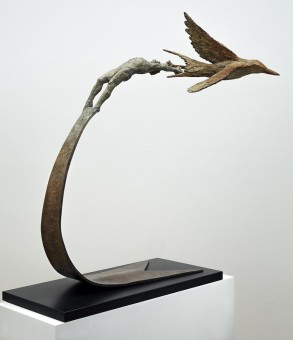 Take-Off (Bronze) 90cm-x-80cm-x-45cm