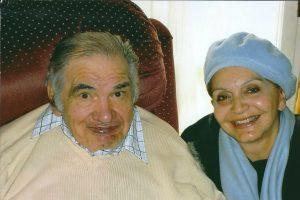 Eduardo Paolozzi & Bushra Fakhoury