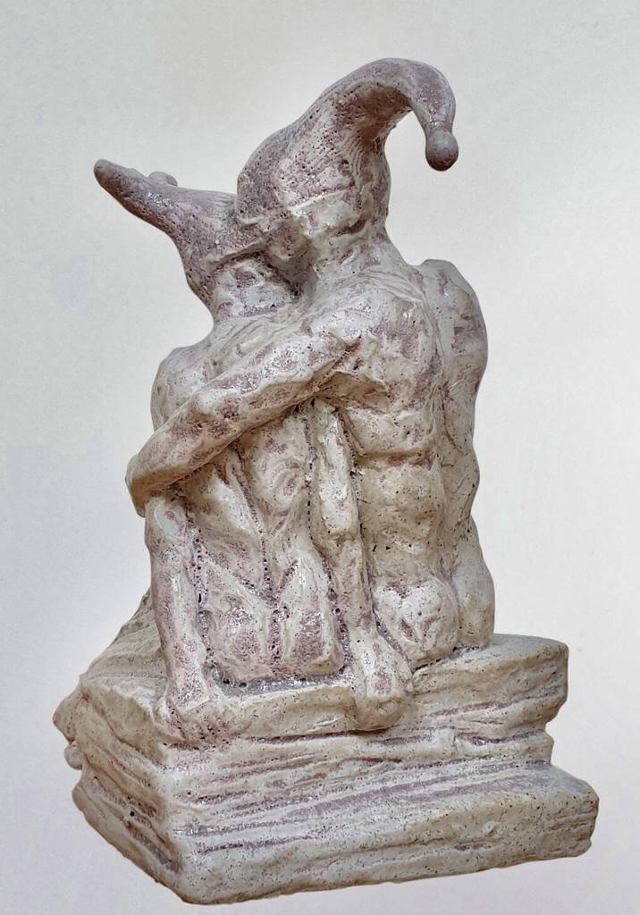 Embrace - Ceramic (H23cm-W16cm-D14cm)