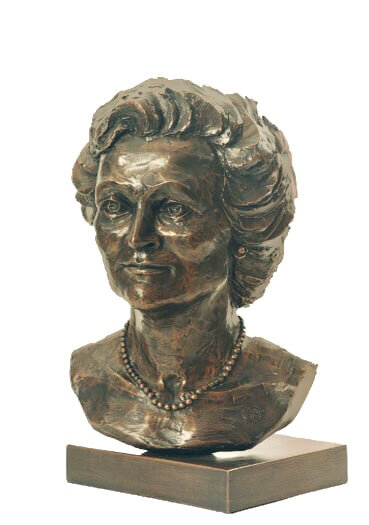 Caroline Melivin Smith (Bronze-Resin) 55cm x 25cm x 33cm