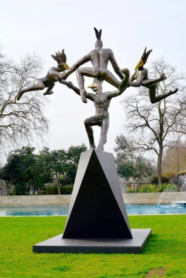 Danse-Gwenedour-H7m x 5m x 5m