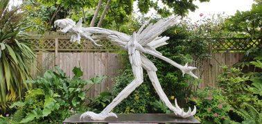 Frenzy- Driftwood - H75cm W100cm D36cm