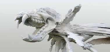 Frenzy-(closeup) Driftwood - H75cm W100cm D36cm.jpg