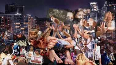 Human-Trafficking-Photo-Montage-on-Aluminium-H61cm-x-L122cm-1